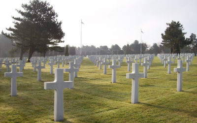 Visit the cemetery to honor the dead